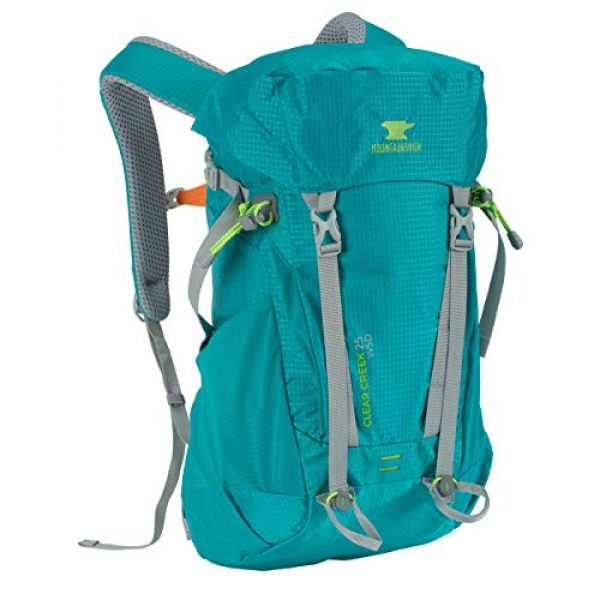 Mountainsmith Tactical Backpack 1 Mountainsmith Clear Creek 25 Hiking Pack (Caribe Blue)
