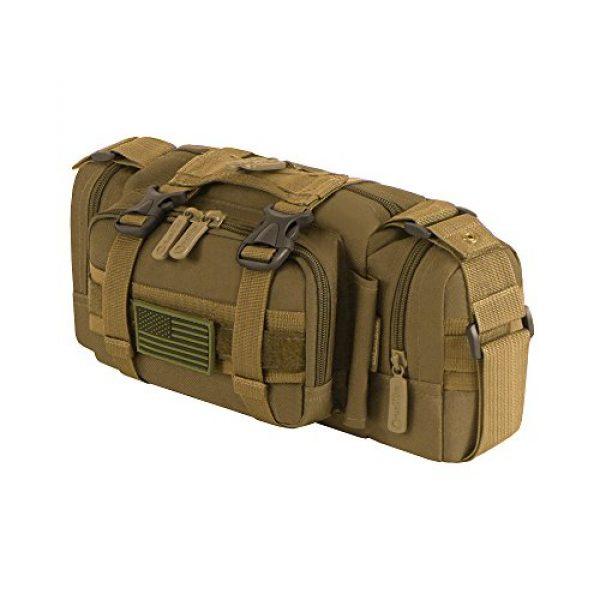 East West U.S.A Tactical Backpack 2 East West U.S.A RT506 Utility Tactical Waist Pack Pouch Waist Bag