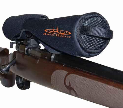 Sportsman's Outdoor Products Rifle Scope Cover 1 Sportsman's Outdoor Products Horn Hunter Snapshot Rifle Scope Cover (Standard)