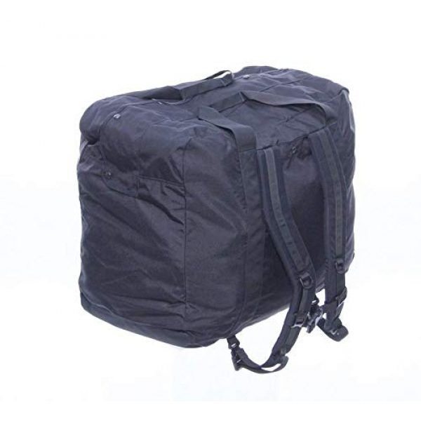 ForceProtector Gear Tactical Backpack 5 J-Pak Jumbo Flyer Kit Bag, Coyote