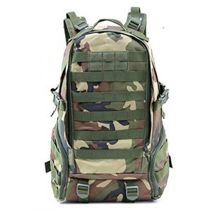 Piketo Tactical Backpack 1 Tactical Military Backpack Camouflage Outdoor Rucksack Practical Pockets Premium Quality Hiking Camping Hunting