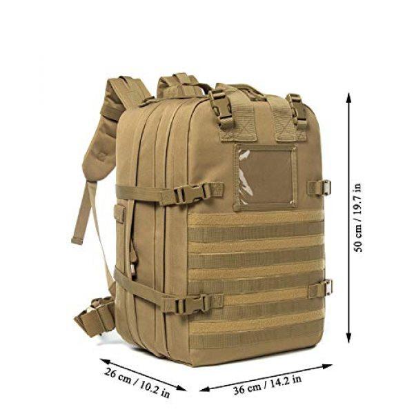 J.CARP Tactical Backpack 4 J.CARP Tactical Medical Backpack, Jumpable Field Med Pack