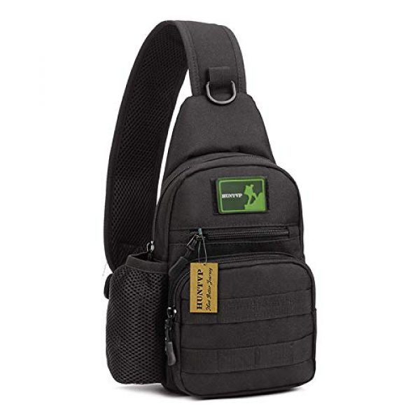 Huntvp Tactical Backpack 1 Huntvp Small Tactical Sling Chest Pack Bag Molle Daypack Backpack Military Crossbody