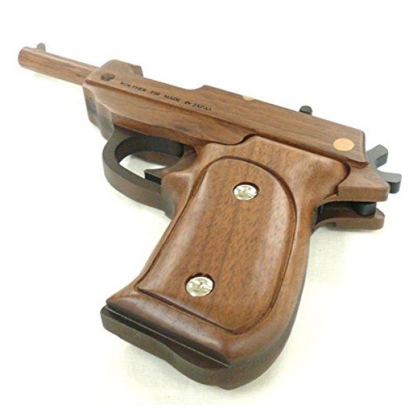 Sasaki Kougei Rubber Band Pistol Walther P38 2 Handcrafted Rubber band Gun Grasp GRASP Walther P38