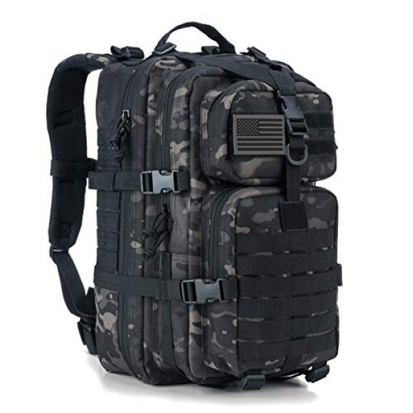 REEBOW GEAR Tactical Backpack 1 REEBOW GEAR Military Tactical Backpack Small Assault Pack Army Molle Bag Backpacks