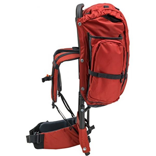ALPS Mountaineering Tactical Backpack 3 ALPS Mountaineering Red Rock External Frame Pack, 34 Liters (3402229)