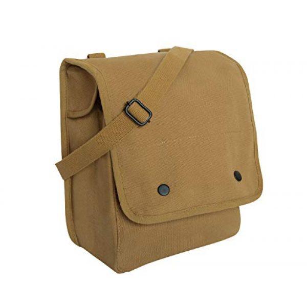 Rothco Tactical Backpack 2 Rothco Canvas Map Case Shoulder Bag