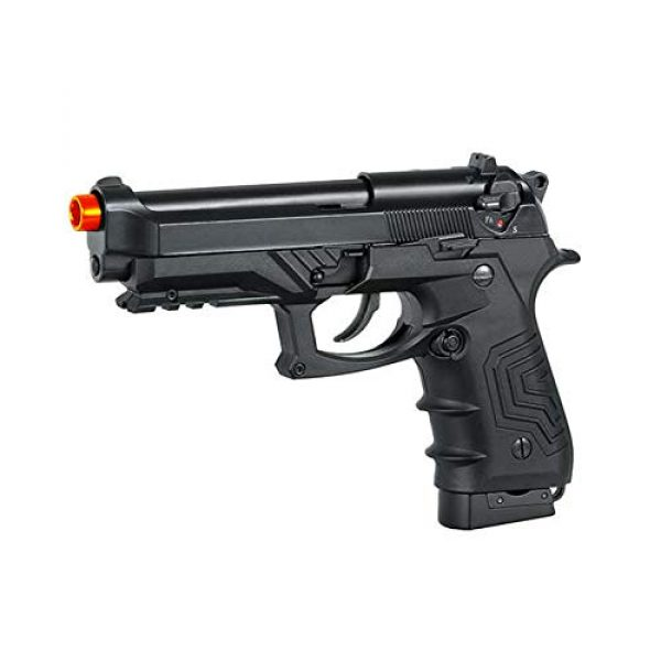 HFC Airsoft Pistol 4 HFC Full Metal HGA173 Fully Automatic Gas Airsoft Pistol