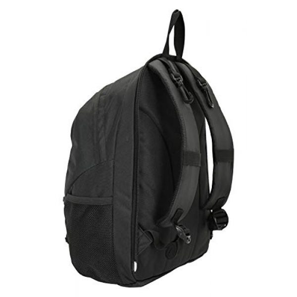 Mountain Warehouse Tactical Backpack 5 Mountain Warehouse Traveller 60 + 20L Travel Backpack - for Camping, Outdoor Rucksack with Detachable Daypack Black Women's Fit