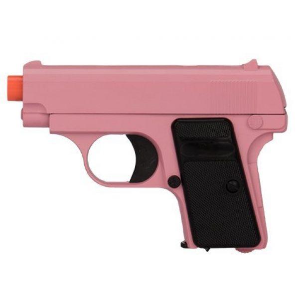 UKARMS Airsoft Pistol 1 UKARMS G1 Metal Spring Action Pistol Airsoft BB Gun