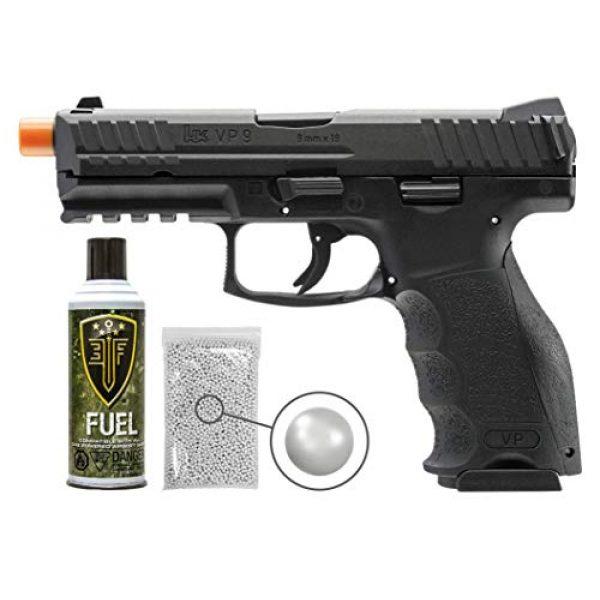 Wearable4U Airsoft Pistol 1 Wearable4U Umarex H&K VP9 GBB(VFC) Airsoft Pistol GBB Air Soft Gun Bundle