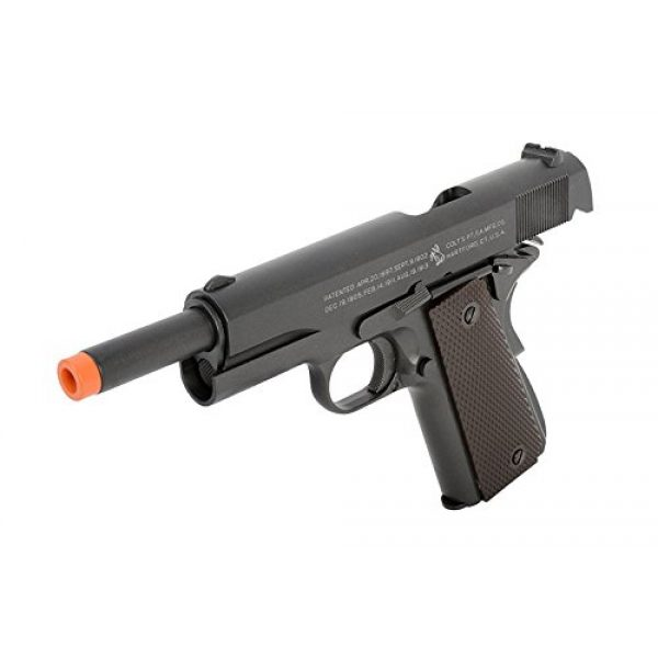 Colt Airsoft Pistol 5 Colt 100th Anniversary 1911 CO2 Full Metal Airsoft Pistol