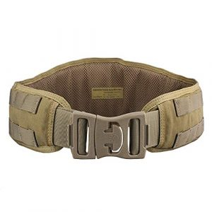 EMERSONGEAR Tactical Belt 1 EMERSONGEAR Tactical Padded Patrol Molle Belt,Multi-Purpose Combat Waist Belts 1000D High Density Nylon for Airsoft Hunting Shooting Equipment Outdoor Sports