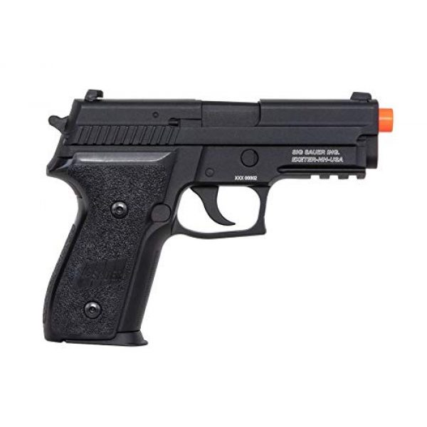 Sig Sauer Airsoft Pistol 4 Sig Sauer ProForce P229 Green Gas Airsoft Pistol