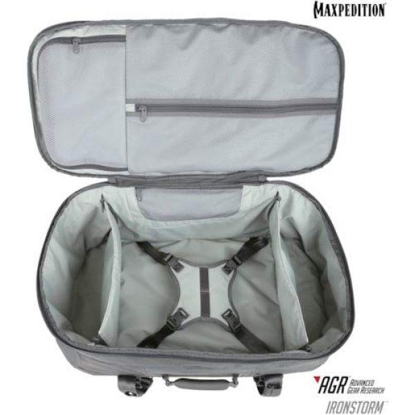 Maxpedition Tactical Backpack 2 Ironstorm Adventure Travel Bag 62L
