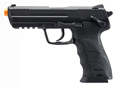 Elite Force Airsoft Pistol 2 Heckler & Koch HK45,CO2 Semi-Automatic 6mm Airsoft Pistol