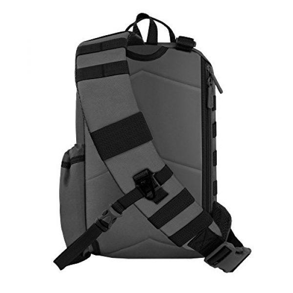East West U.S.A Tactical Backpack 3 East West U.S.A RT525 Tactical Molle Assault Sling Shoulder Cross Body One Strap Backpack
