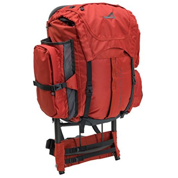 ALPS Mountaineering Tactical Backpack 1 ALPS Mountaineering Red Rock External Frame Pack, 34 Liters (3402229)