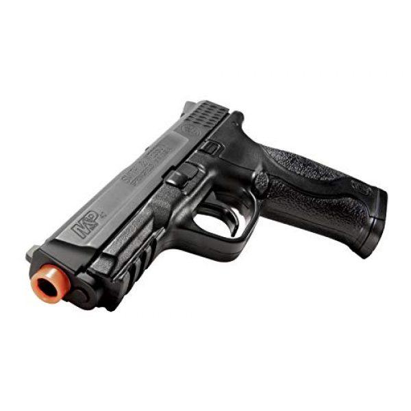 Elite Force Airsoft Pistol 5 Elite Force Smith & Wesson M&P 40 6mm BB Pistol Airsoft Gun, Standard Action, Black