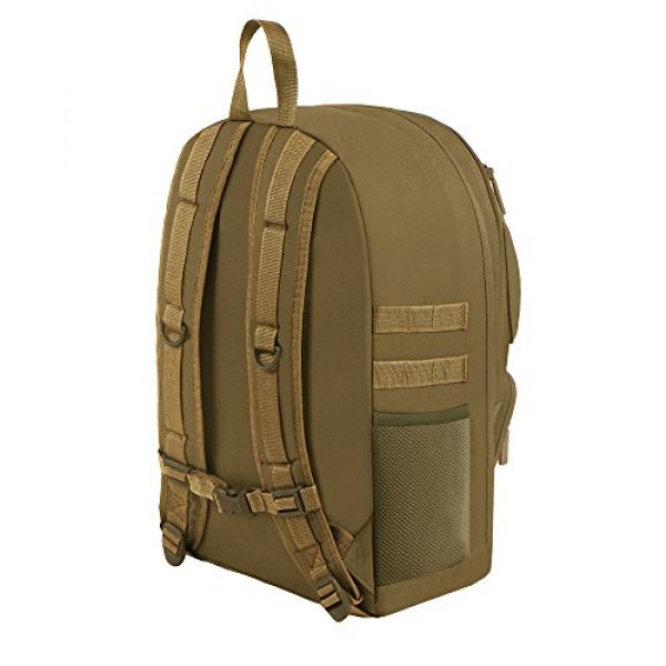 East West U.S.A Tactical Backpack 4 East West U.S.A RT509 Tactical Molle Sport Military Assault Rucksacks Hiking Trekking Bag