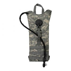 McGuire Gear Tactical Backpack 1 Genuine US Military GI (100 Oz.) MOLLE Hydration Carrier with 3L/100 Oz. Bladder