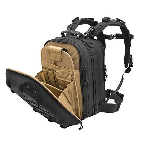 HAZARD 4 Tactical Backpack 3 Hazard 4 Grill(TM) Hard-Molle Photo Pack