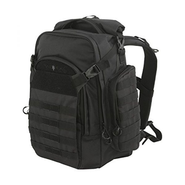 Allen Company Tactical Backpack 5 Allen Task Force EDC Backpack, Black, One Size