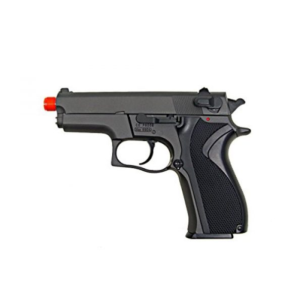 KJW Airsoft Pistol 1 KJW model-600 6904 gas/co2 nb black full metal(Airsoft Gun)