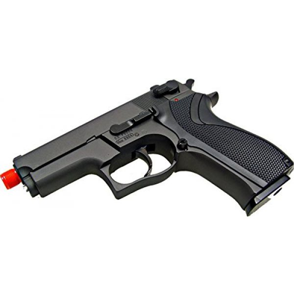 KJW Airsoft Pistol 4 KJW model-600 6904 gas/co2 nb black full metal(Airsoft Gun)
