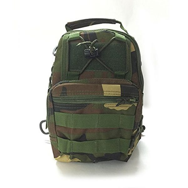ATAIRSOFT Tactical Backpack 5 ATAIRSOFT Multi Colors Outdoor Tactical MOLLE Sling Pack Chest Pack