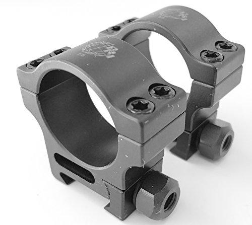 "PRI Rifle Scope Ring 1 PRI Tactical Scope Rings - 1"" Aluminum. Standard Height"