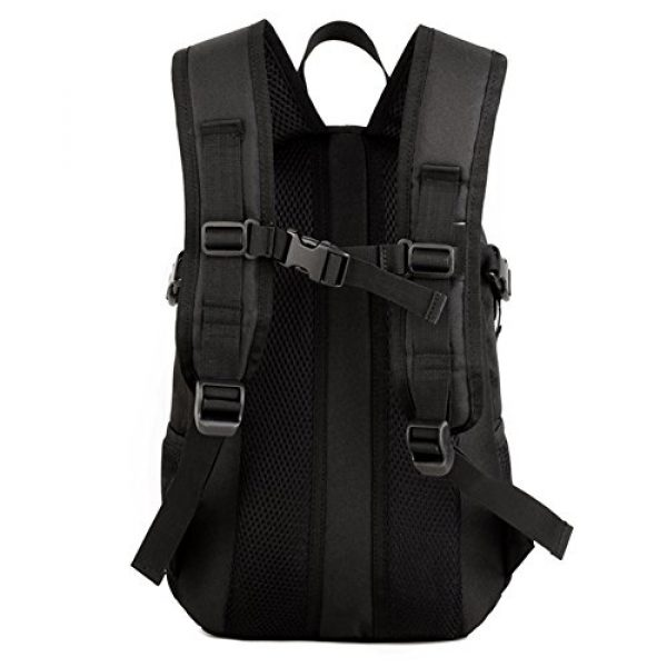 Huntvp Tactical Backpack 7 Huntvp 10L Mini Daypack Military MOLLE Backpack Rucksack Gear Tactical Assault Pack Bag for Hunting Camping Trekking Travel