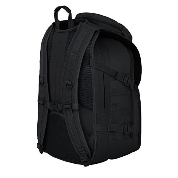 East West U.S.A Tactical Backpack 4 East West U.S.A RT504 Tactical Molle Military Assault Rucksacks Backpack