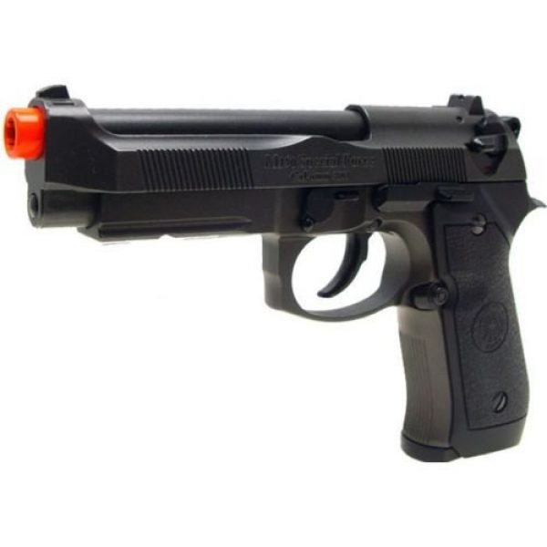 Prima USA Airsoft Pistol 2 HFC m9 tactical gas blowback airsoft pistol full metal construction air soft gun(Airsoft Gun)