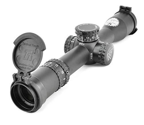 NightForce Rifle Scope 7 Nightforce ATACR 4-16x42mm F1 ZeroHold .1 Mil-Radian DigIllum PTL Mil-C C588