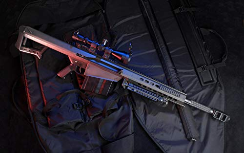 "Sutekus Rifle Scope 4 Sutekus Tactical Scope 3-9x40 Rangefinder Red & Green Illuminated Optics Reticle Crosshair Scope with 0.79""(20mm) Free Mounts"