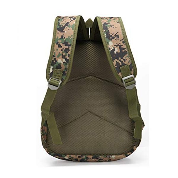 Jipemtra Tactical Backpack 3 Tactical First Aid Bag MOLLE EMT IFAK Backpack Military Emergency (Tan Summer)