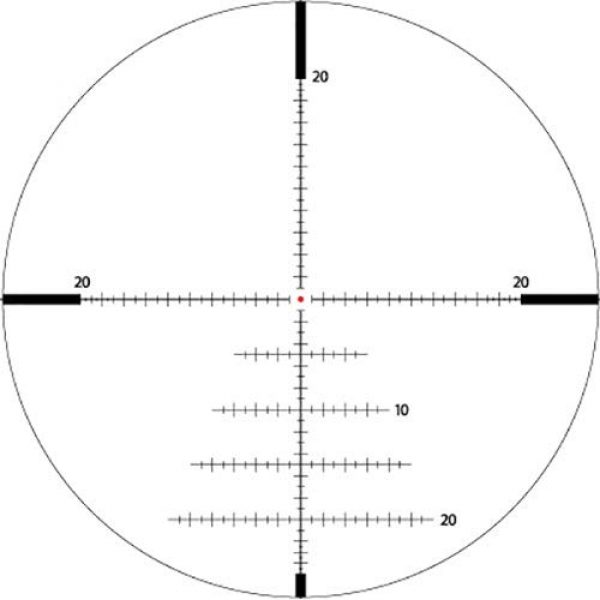 Valdada Rifle Scope 5 Valdada 3.5-18x50 Tactical 35mm Rifle Scope