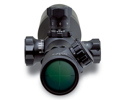 Ade Advanced Optics Rifle Scope 6 Ade Advanced Optics 6-25X56 35mm Long Range Riflex 40mm Illuminated Mildot bar