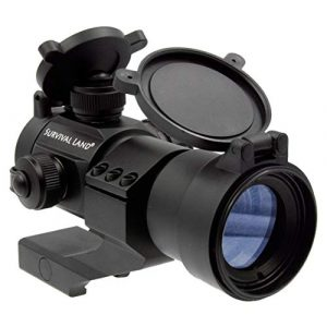 Survival Land Rifle Scope 1 Survival Land Z-1 Red & Green Dot Sight/Tactical Reflex Micro-dot Scope