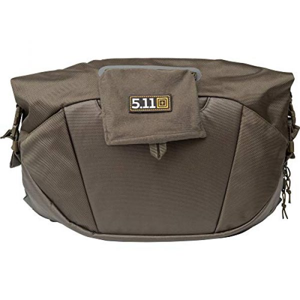 5.11 Tactical Backpack 1 5.11 Tactical Covert Box Messenger Backpack Tundra