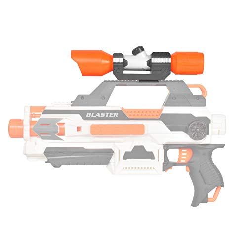 Yolispa Nerf Gun Scope 5 Yolispa Scope Sight Attachment with Reticle Accessory for Modify Toy Accessories
