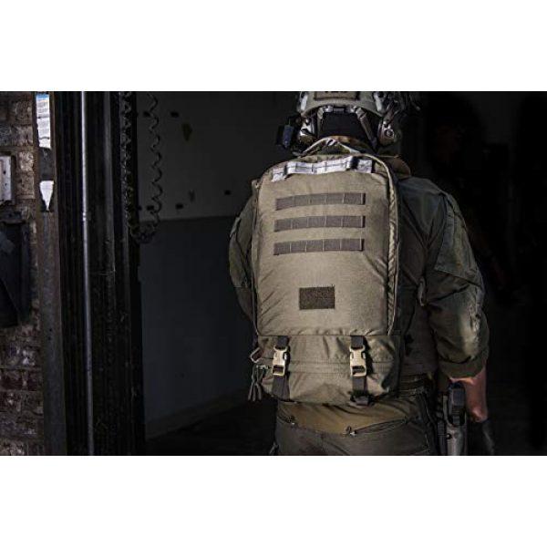 TACOPS Tactical Backpack 3 M-9 Assault Medical Backpack (Ranger Green)