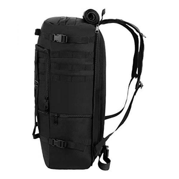 YOMEGO Tactical Backpack 3 YOMEGO Large Capacity Tactical Backpack Travel Rucksack Bag, Great Outdoor Duffle Bag for Men and Women, 60L