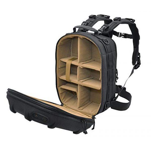 HAZARD 4 Tactical Backpack 5 Hazard 4 Grill(TM) Hard-Molle Photo Pack