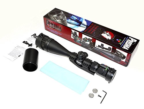 Presma Rifle Scope 2 PRESMA Eagle Series 6-24x50mm AO Precision Rifle Scope