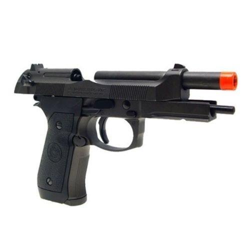Prima USA Airsoft Pistol 1 HFC m9 tactical gas blowback airsoft pistol full metal construction air soft gun(Airsoft Gun)