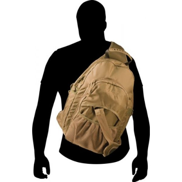 Elite Survival Systems Tactical Backpack 4 Elite Survival Systems Smokescreen Concealed-Carry Monopack