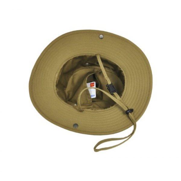 HAZARD 4 Tactical Hat 3 HAZARD 4 SunTac(TM) Cotton Boonie Hat w/MOLLE (R)