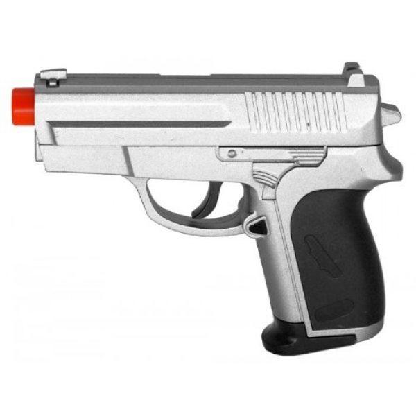 ZM Airsoft Pistol 2 ZM zm01 Silver Spring Airsoft Pistol Pocket Compact fps-205(Airsoft Gun)